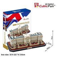 Puzzle, Cubic Fun, puzzle 3D Pałac Buckingham