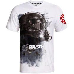 Koszulka GOOD LOOT Star Wars Death Trooper (rozmiar XL) Biały