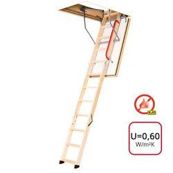 Schody strychowe Fakro LWF 45 86x130