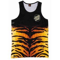 podkoszulka SANTA CRUZ - Tiger Stripe Tiger Stripe (TIGER STRIPE) rozmiar: XXL