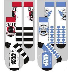 Skarpetki Star Wars Fan socks set + Wybierz gadżet Star Wars gratis do zakupionej gry!