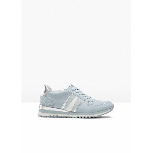 Damskie obuwie sportowe, Sneakersy Marco Tozzi bonprix jasnoniebieski