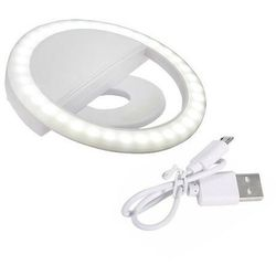 LAMPA LED DO SELFIE MIX KOLOROW LAMPA LED DO SELFIE MIX KOLOROW