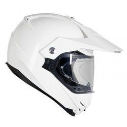OZONE MXT-01 PINLOCK READY WHITE Kask duale