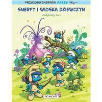 Książki dla dzieci, Smerfy i Wioska Dziewczyn T.1 Zakazany las Luc Parthoens, Alain Jost (opr. miękka)