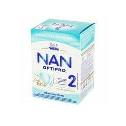 Nestle - Nan Optipro 2 Mleko modyfikowane
