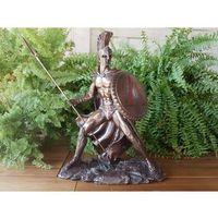 Rzeźby i figurki, FIGURKA WŁADCA SPARTY LEONIDAS - VERONESE (WU76403A4)