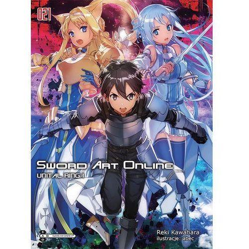 Literatura młodzieżowa, Sword Art Online 21 (opr. miękka)