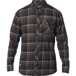 koszula FOX - Gamut Stretch Flannel Black (001) rozmiar: M