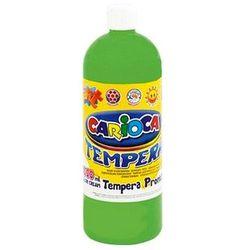 Farba Carioca tempera zielona jasna 1000ml (ko03/11)