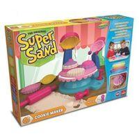 Pozostałe artykuły plastyczne, Super Sand - Produkcja ciasteczek -.