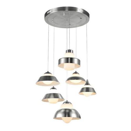 Lampy sufitowe, Lampa wisząca LED 6 x 5 W