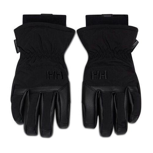 Rękawice ochronne, Rękawice narciarskie HELLY HANSEN - W All Mountain Glove 67464-990 Black