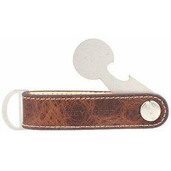 Keykeepa Loop Kółko do kluczy 1-7 klucze whiskey brown ZAPISZ SIĘ DO NASZEGO NEWSLETTERA, A OTRZYMASZ VOUCHER Z 15% ZNIŻKĄ