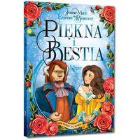 Książki dla dzieci, Piękna i Bestia - Leprince De Beaumont, Jeanne-Marie (opr. miękka)