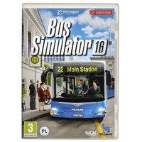 Gry PC, Bus Simulator 2016 (PC)