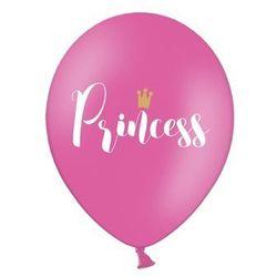 Balon pastelowy Princess - 30 cm - 5 szt.