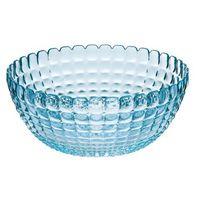 Misy i miski, Miska Guzzini Tiffany XL 30 cm niebieska