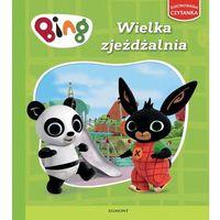 Książki dla dzieci, Bing Wielka zjeżdżalnia - Ted Dewan