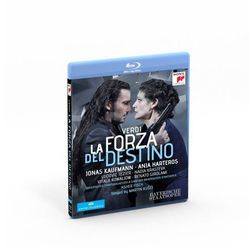 Verdi: La Forza del Destino (Blu-ray) - Jonas Kaufmann