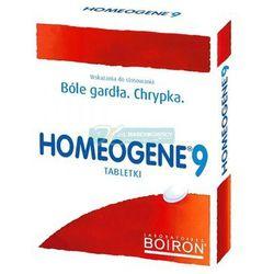 Homeogene 9 tabl. - 60 tabl.