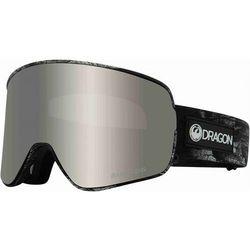 gogle snowboardowe DRAGON - Dr Nfx2 Bonus Tornbirch Llsilion+Llflashblue (019)
