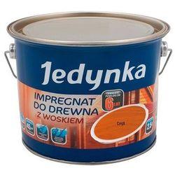 JEDYNKA IMPREGNAT DO DREWNA Z WOSKIEM- dąb bielony, 2.5 l