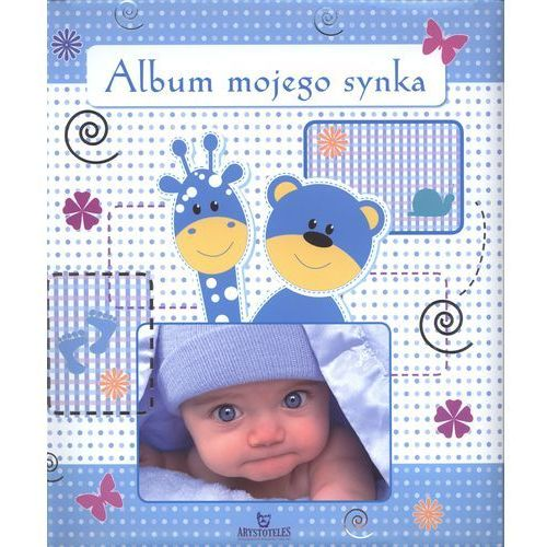 Psychologia, Album Mojego Synka - Wysyłka od 5,99 - kupuj w sprawdzonych księgarniach !!! (opr. twarda)
