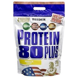 WEIDER Protein 80 Plus - 2000g - Wildberry Yoghurt
