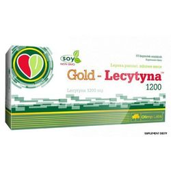 Olimp Gold-Lecytyna 1200 60kaps.