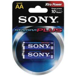 Bateria SONY Stamina Plus LR6 (2 szt.)