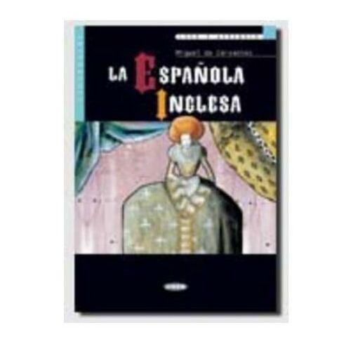 Książki do nauki języka, La Espanola Inglesa + CD (opr. miękka)
