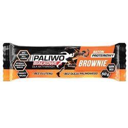Baton Proteinowy Brownie 50g - NaturAvena