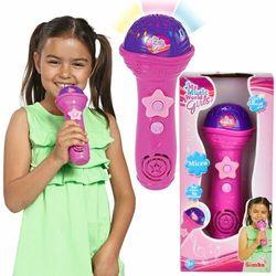 My Music World Różowy mikrofon +DARMOWA DOSTAWA przy płatności KUP Z TWISTO