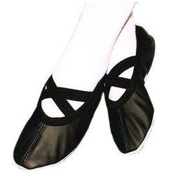 DAWID 13 czarny, baletki dziecięce, rozmiary: 27-36 - Czarny