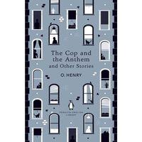 Książki do nauki języka, The Cop and the Anthem and Other Stories - Henry O. - książka