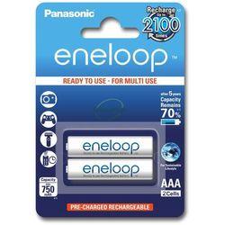 Akumulator PANASONIC Eneloop R03 AAA 800mAh 2szt.