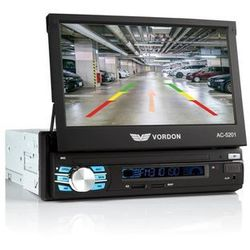 Radio samochodowe VORDON AC-5201 Kent + Nawet 35% taniej! + DARMOWY TRANSPORT!
