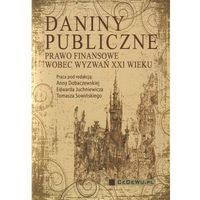 Biblioteka biznesu, Daniny publiczne (opr. miękka)