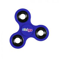 Pozostałe zabawki, Spinner fidget niebieski STRIGO