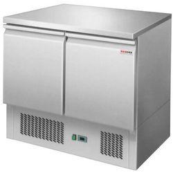 Stół chłodniczy dwudrzwiowy | +2°C/+8°C | 240W | 900x700x(H)880mm