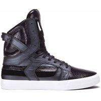Męskie obuwie sportowe, buty SUPRA - Skytop Ii Black/Black-White (033)
