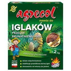 Nawóz przeciwko brązowieniu igieł Agrecol 1,2 kg