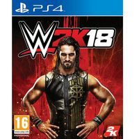 Gry PS4, WWE 2K18 (PS4)