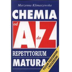 Chemia od A do Z Repetytorium Matura (opr. miękka)