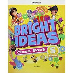 Bright Ideas 5 Starter Class Book - Cheryl Palin (opr. miękka)