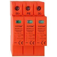 Baterie słoneczne, Ogranicznik przepięć FOTTON OBV26PV-12,5 kl. I, II (B+C) 1000V DC Ogranicznik przepięć 1000V DC klasy I+II (B+C) FOTTON OBV26PV 12,5kA/biegun