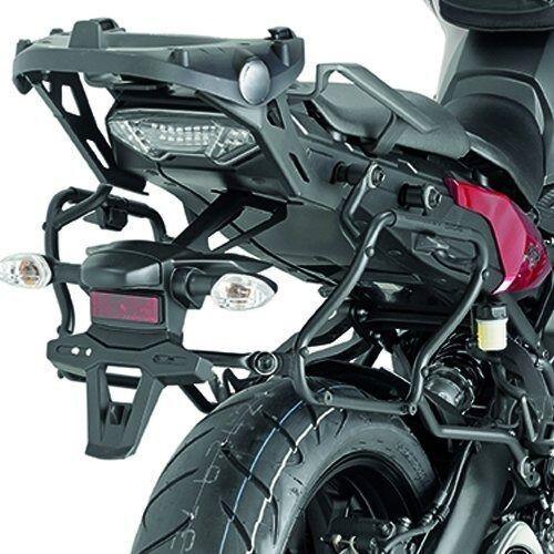 Stelaże motocyklowe, KAPPA KLXR2122 STELAŻ boczny YAMAHA MT-09 TRACER (2015) Z SYSTEMEM SZYBKIEGO DEMONTAŻU