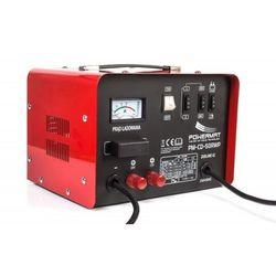 Prostownik akumulatorowy 12/24V z rozruchem 200A PM-CD-50RWP + PILOT
