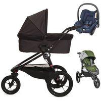 Wózki wielofunkcyjne, Baby Jogger Summit X3+GRATIS+gondola+fotelik (do wyboru)